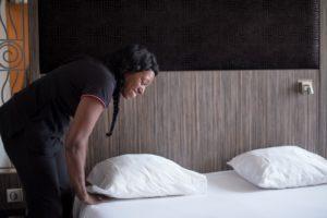 Formation du personnel pour un nettoyage hôtelier de qualité