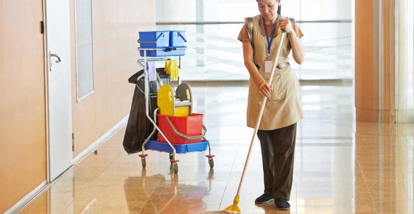 Quels sont les avantages de travailler avec une société de nettoyage ?
