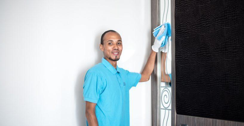 Comment se déroule un nettoyage de bureau professionnel ?