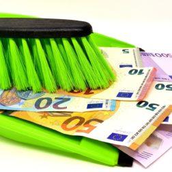 tarif prix prestation de nettoyage locaux professionnels