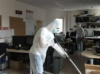 Bonnes pratiques pour la désinfection de vos bureaux face au Covid