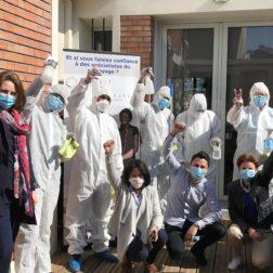 entreprise de nettoyage et décontamination des bureaux magasins paris