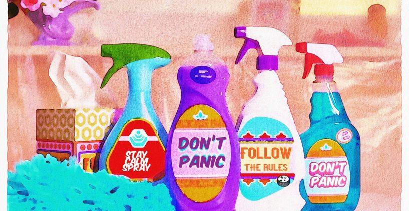 Comment choisir les produits de nettoyage ?